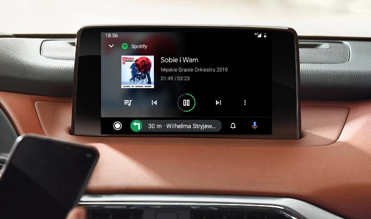 5 różnic w Android Auto względem Mazda Connect!